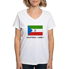 Equatorial Guinea Flag Shirt