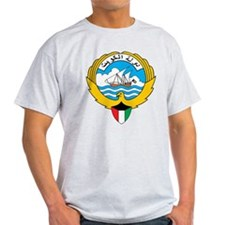 kuwait Coat of Arms T-Shirt