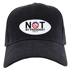 Not My President Baseball Hat