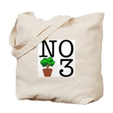 No Third Bush Tote Bag