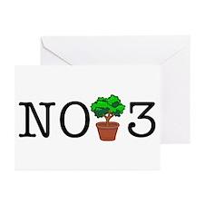 No Third Bush Greeting Cards (Pk of 10)