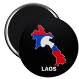 Laos Magnets