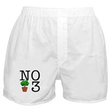 No Third Bush Boxer Shorts