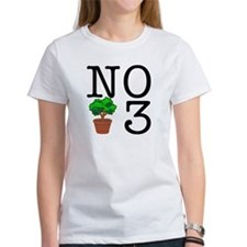 No Third Bush Tee