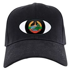 Coat of Arms of Laos Baseball Hat
