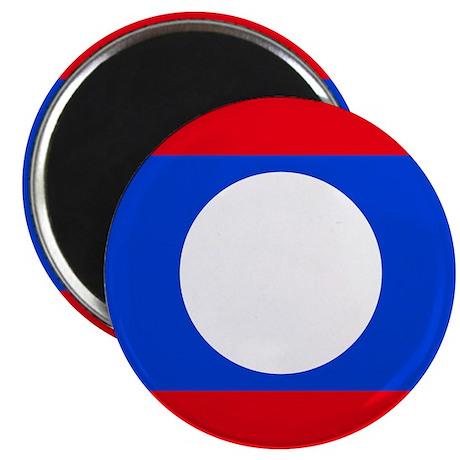 "Laotian 2.25"" Magnet (10 pack)"