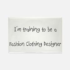 I'm training to be a Fashion Clothing Designer Rec