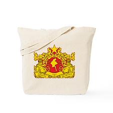 myanmar Coat of Arms Tote Bag