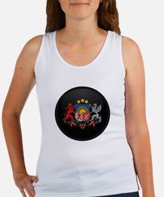 Coat of Arms of Latvia Women's Tank Top