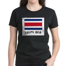 Costa Rico Flag Tee
