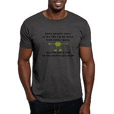 Autism Alien T-Shirt