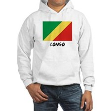 Congo Flag Hoodie