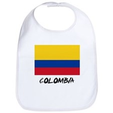 Colombia Flag Bib