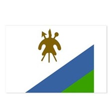 Losotho Postcards (Package of 8)