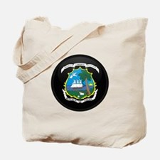 Coat of Arms of LIBERIA Tote Bag