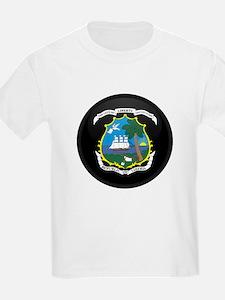 Coat of Arms of LIBERIA T-Shirt