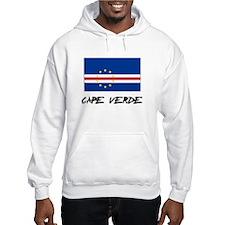 Cape Verde Flag Hoodie