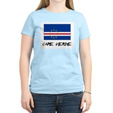 Cape Verde Flag T-Shirt
