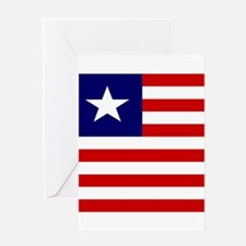 Liberian Greeting Card