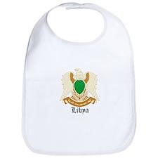Libyan Coat of Arms Seal Bib