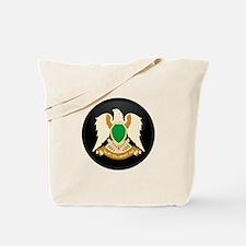 Coat of Arms of Libya Tote Bag