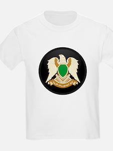 Coat of Arms of Libya T-Shirt