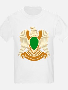 Libya Coat of Arms T-Shirt