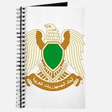 Libya Coat of Arms Journal