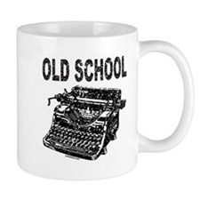 OLD SCHOOL TYPEWRITER Mug