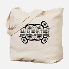 Illusionators Tote Bag