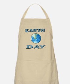 Earth Day 4 BBQ Apron