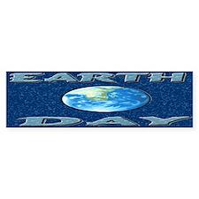Earth Day 4 Bumper Bumper Sticker