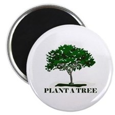 """Plant a Tree 2.25"""" Magnet (100 pack)"""