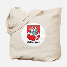 Lithuanian Coat of Arms Seal Tote Bag