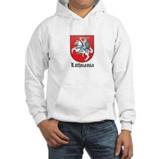 Lithuanian Coat of Arms Seal Hoodie
