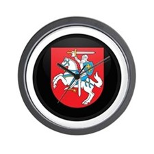 Coat of Arms of Lithuania Wall Clock