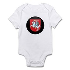 Coat of Arms of Lithuania Infant Bodysuit