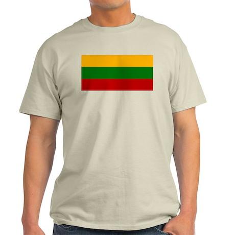 Lithuania Flag Light T-Shirt