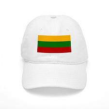 Lithuania Flag Baseball Cap
