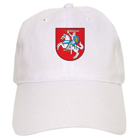 Lithuania Coat of Arms Cap