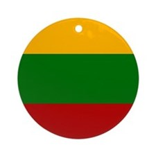 Lithuanian Ornament (Round)