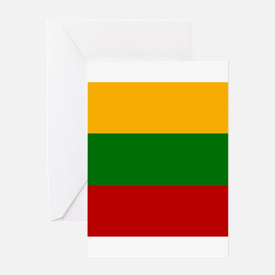 Lithuanian Greeting Card
