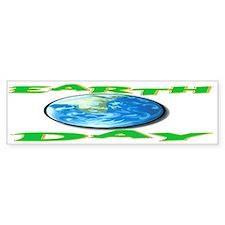 Earth Day 5 Bumper Bumper Sticker