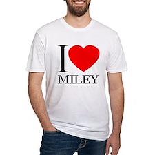I (Heart) MILEY Shirt