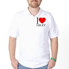 I (Heart) MILEY T-Shirt