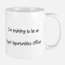 I'm Training To Be An Equal Opportunities Officer