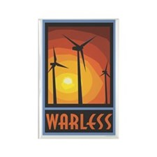 Warless Wind Power Rectangle Magnet