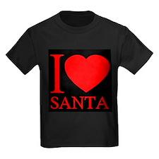I (Heart) SANTA T