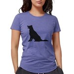 Love print Dog T-Shirt