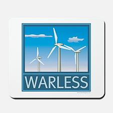 Windpower No War Mousepad